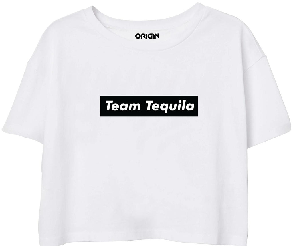 Team Tequila Crop Top