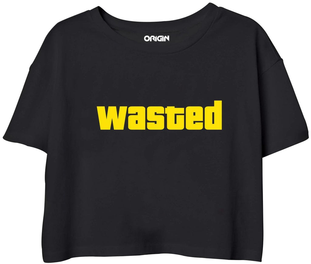 Wasted Crop Top
