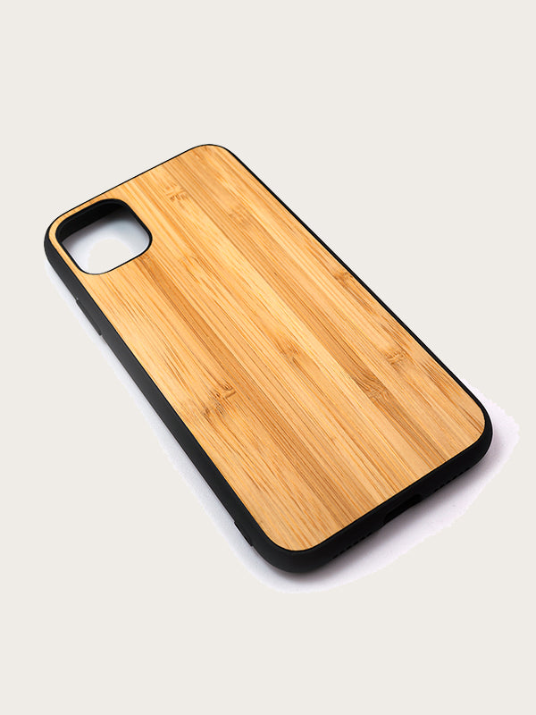 Coque en Bois iPhone 11 / 11 Pro / 11 Pro Max - Escallonia