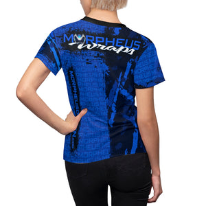 Women's Blue Paint Morpheus Jersey