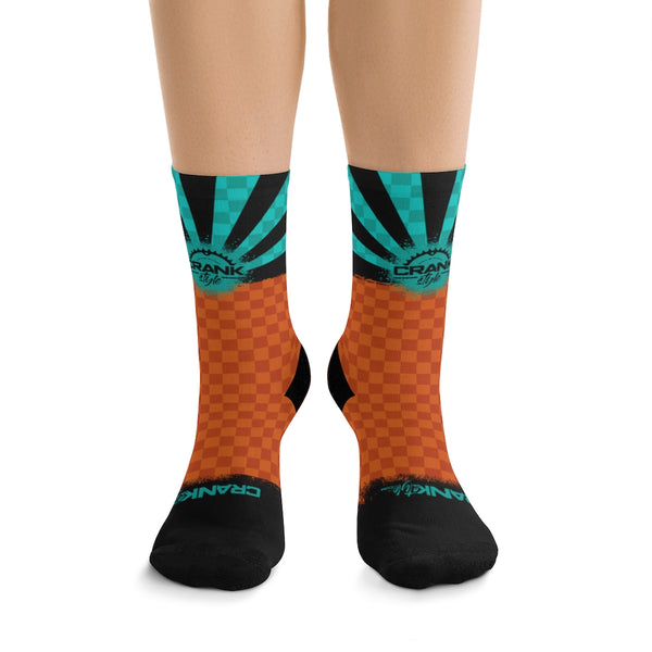 Sonoran Cycles AZ 3/4 MTB Socks