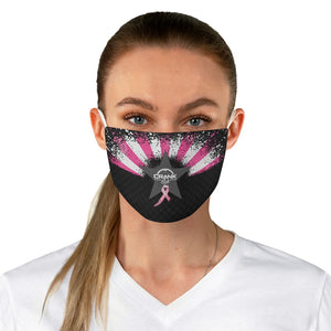 AZ Breast Cancer Awareness Face Mask