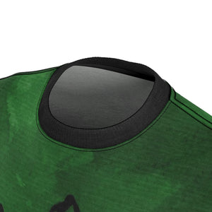 Green RollAFatty Dri-Fit III MTB JERSEY