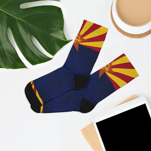 Arizona Strong 3/4 MTB Socks