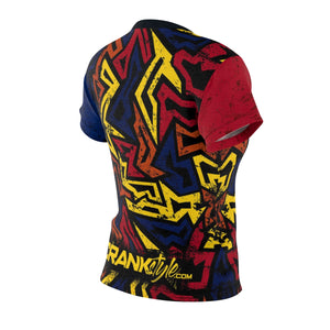 Women's Arizona Graffiti DriFit MTB Jersey