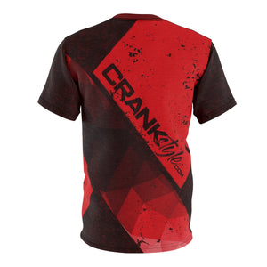 CS Red Angle MTB DriFit Jersey