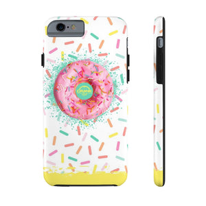 Sprinkle Donut Phone Cases