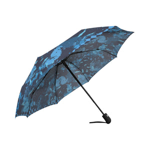 DigiCamo Check Auto Umbrella