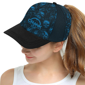 Screaming Skull Hat