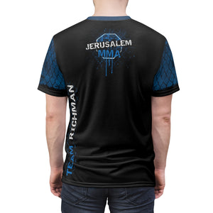 Jerusalem MMA DriFit Training Tee