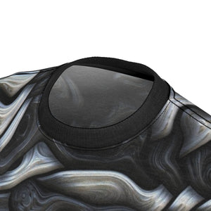 Alien Skin Black & Grey DriFit Mountain Bike Jersey