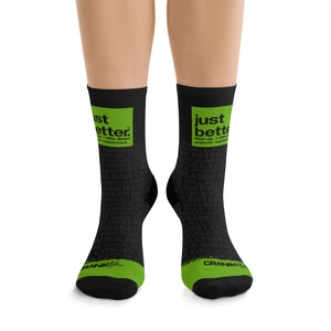 Just Better 3/4 MTB Socks