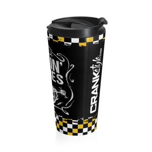 Rollin Fatties Fat Tad Stainless Steel Travel Mug
