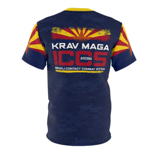 ICCS Arizona Krav Maga Training DriFit Tee