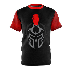 Gladiator Underground RED DriFit MMA Training Tee