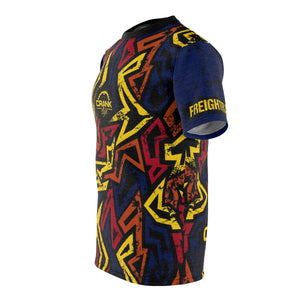 "Arizona Graffiti DriFit MTB Jersey - ""FREIGHTRAIN"" Limited Edition"