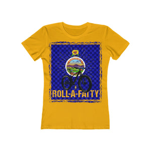 Women's Kansas RollAFatty Tee