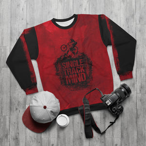 Crank Style's Single Track Mind Sweatshirt