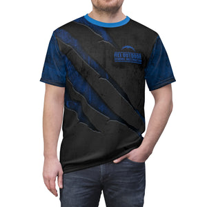 "Scratched ""Blue"" Kevin Instructor Jersey"
