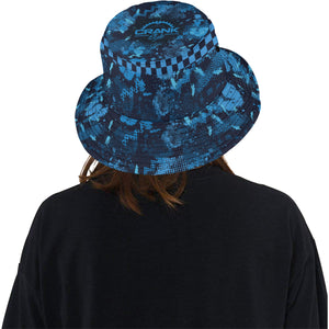 DigiCamo Check MTB Sun Hat