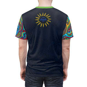 Psychedelic Bicycle Day MTB Jersey