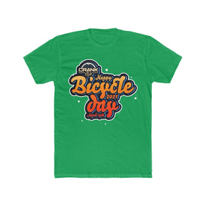 Men's 2021 Bicycle Day Cotton Crew Tee