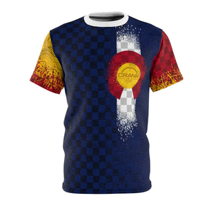 Colorado Check Topo MTB Jersey