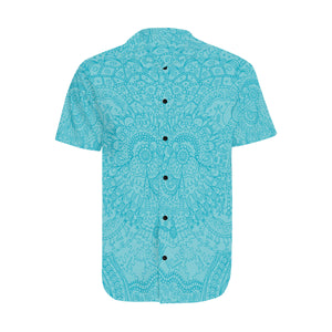 Mandala Button Down S/S