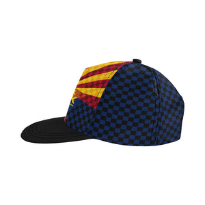 Arizona Checker Hat