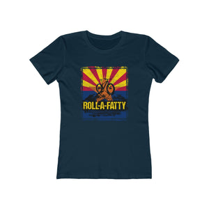 Women's AZ RollaFatty Tee