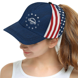 USA CS Flag Hat