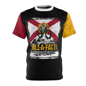 RollaFatty Florida Flag Chain  MTB Jersey