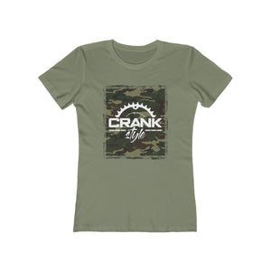 Women's CS Camo Chain Tee