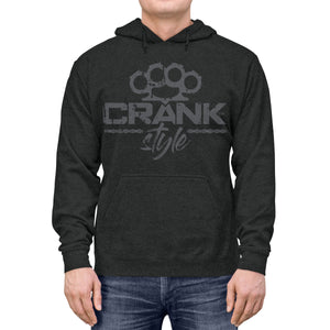 Brass Knuckle Grey CS Logo Hoodie