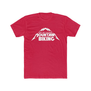 MTB RIDE THE LIGHTNING Crew Tee