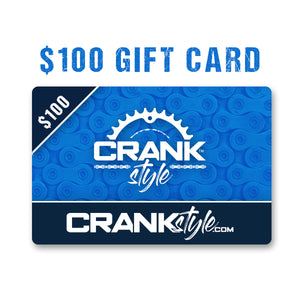 Crank Style Gift Cards