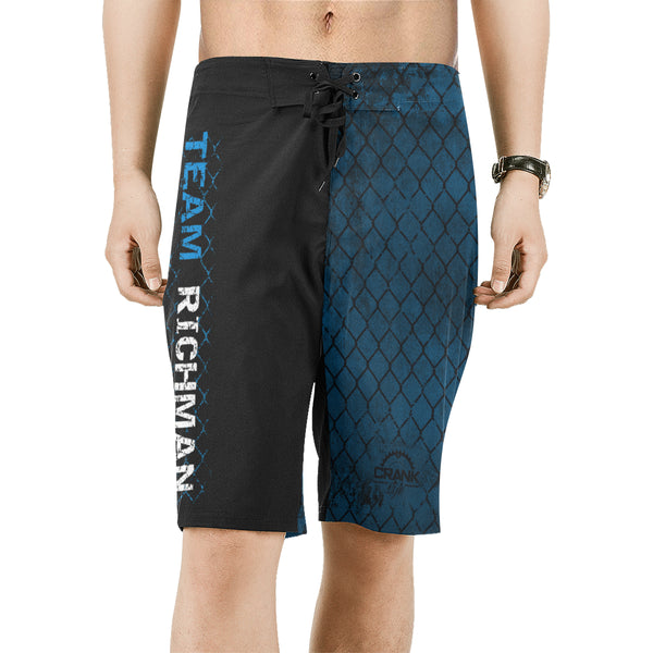 Team Richman MMA Boardshorts