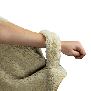 SW Sherpa Hooded Blanket