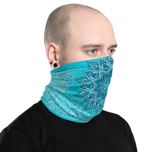 Light Mandala Face Mask / Neck Gaiter