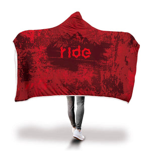 Little Red Ride Hooded Blanket