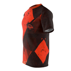 B. Schott CS Orange Angle MTB DriFit Jersey