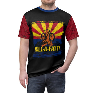 AZ Flag RollaFatty Chain MTB Jersey