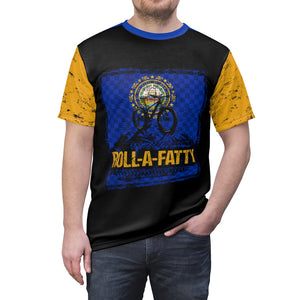 RollaFatty New Hampshire Flag Chain  MTB Jersey