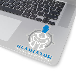 Gladiator Underground Sticker