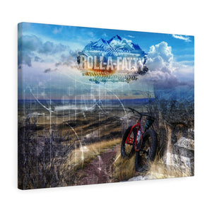 RollAFatty Gallery Canvas