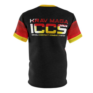 ICCS German Krav Maga DriFit Training Tee