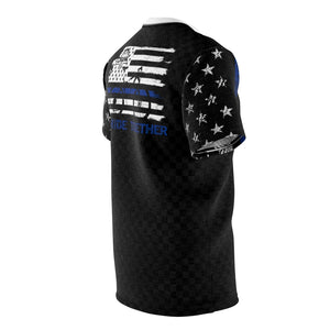 Chain star & Thin Blue line MTB Jersey