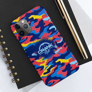 Crank Style Hunter Camo Tough Phone Cases