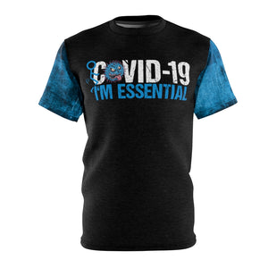 """Fuck COVID-19 I'm Essential"" represents all business owners trying to survive in this tough time. We are all essential and need the support of the communities to survive and and come out on top when this all ends. Mountaining communities have been awesome supporting crank style across the nation!! Thank you!"