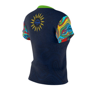 Ladies Psychedelic Bicycle Day MTB Jersey